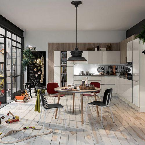 Veneta Cucine | Quick Design - Arredo Staff Agency - Italian Design Furniture - Molteni & C, Dada, Veneta Cucine